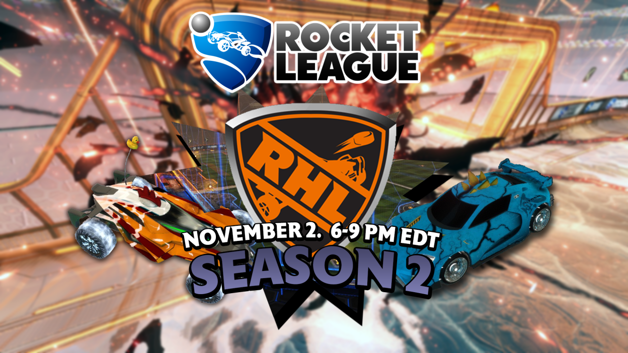RHL Season 2 League Night